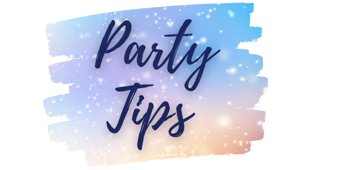 Pro Party Tips